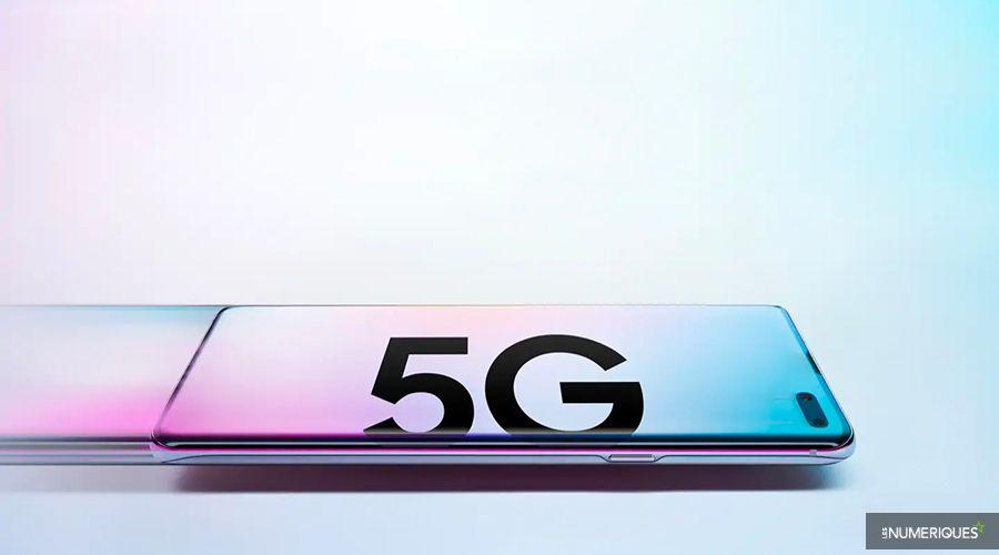 Samsung Galaxy S10 5G: le premier modèle commercial de smartphone 5G