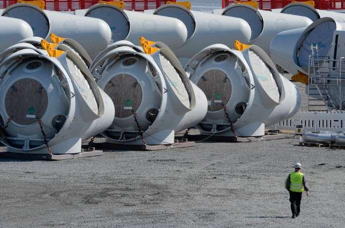Après quatre ans d'incertitudes, la deuxième usine d'éoliennes en mer sera construite au Havre
