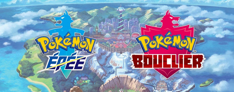 Nintendo annonce Pokémon Épée & Pokémon Bouclier sur Switch dès 2019