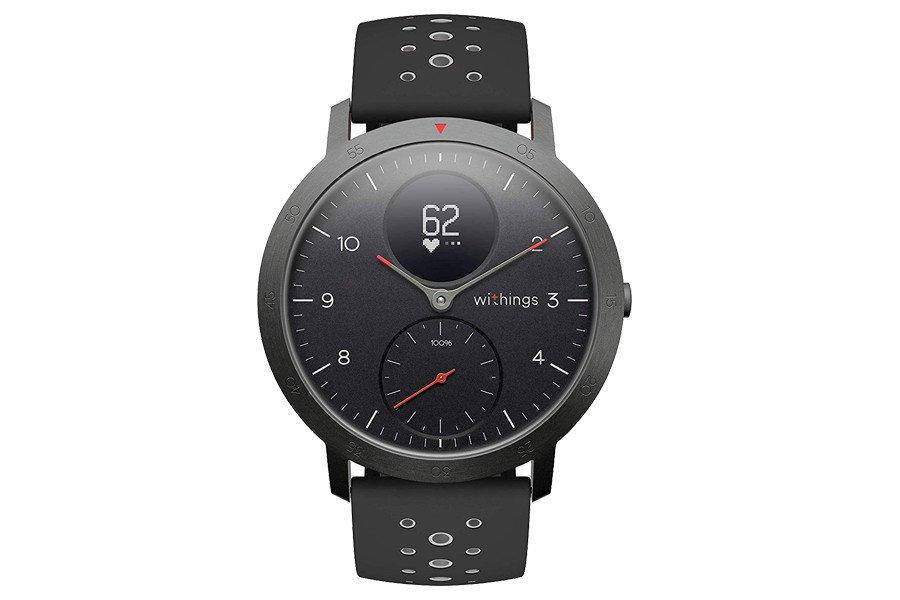 La montre connectée Withings Steel HR Sport à 158 €