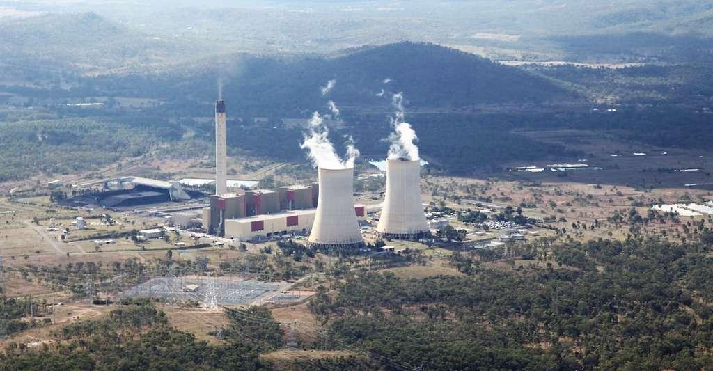 Les centrales à charbon perturbent le régime des précipitations