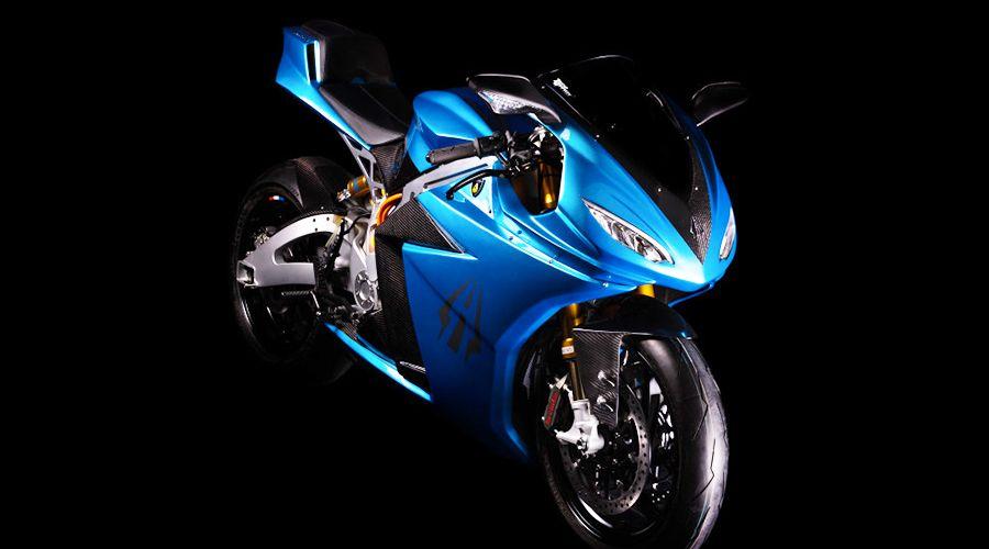 Lightning Motocycles dévoile la Strike, sa moto sportive électrique