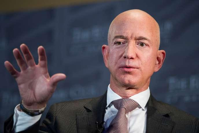 Jeff Bezos, PDG d'Amazon et propriétaire du «Washington Post», trahi par le frère de sa maîtresse