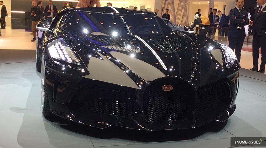 Bugatti souhaite une supercar électrique utilisable au quotidien