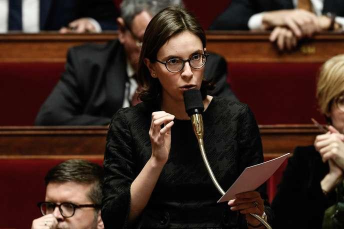 Amélie de Montchalin, une libérale convaincue au secrétariat d'Etat aux affaires européennes