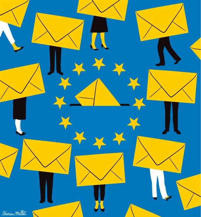 Elections européennes: trente-trois listes ont été déposées, un record