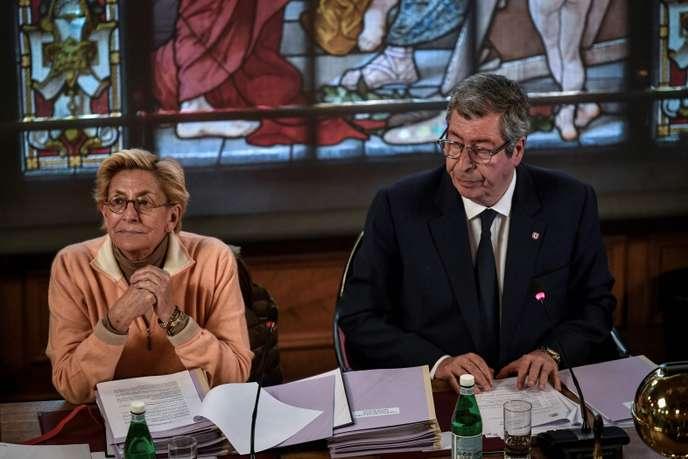 Procès Balkany: les époux devant la justice pour «fraude fiscale» et «corruption»