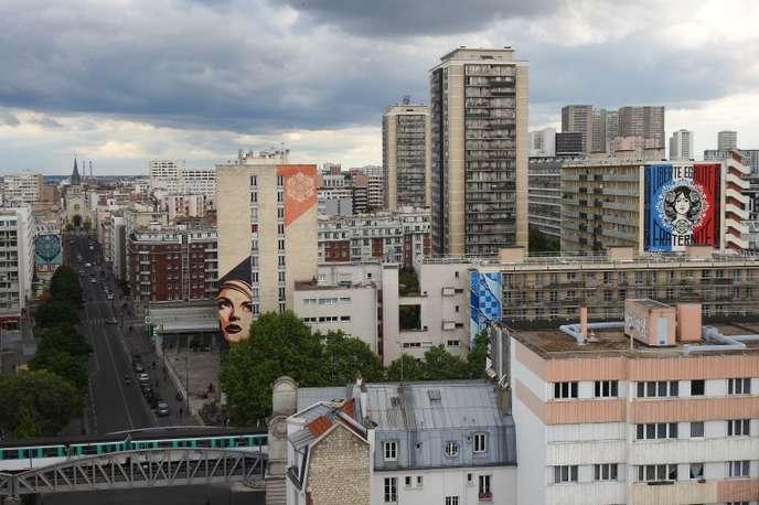 A Paris, des classes moyennes en voie dedisparition