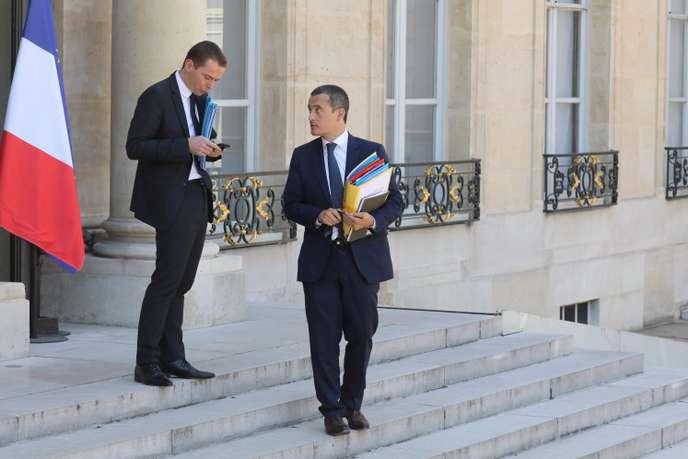 Fonctionnaires d'Etat: Bercy renonce à l'objectif de 50000suppressions de postes