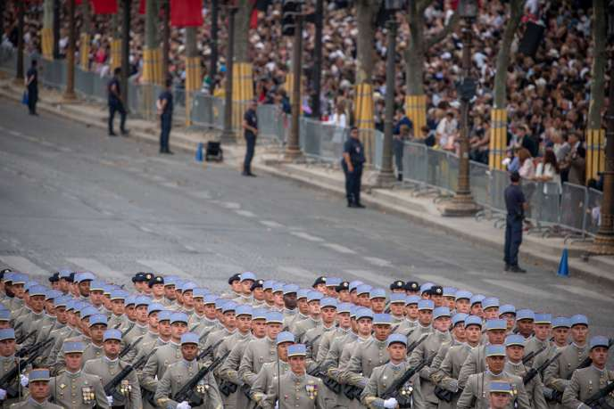 Le tropisme lepéniste des militaires dans les urnes