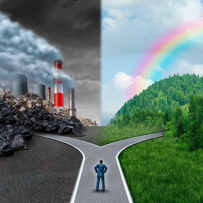 «Les grands établissements financiers ont pris conscience de la menace sans précédent que le changement climatique fait peser»