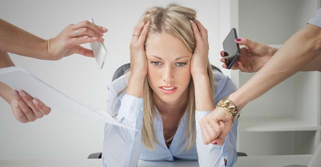 Le stress chronique endommage notre cerveau