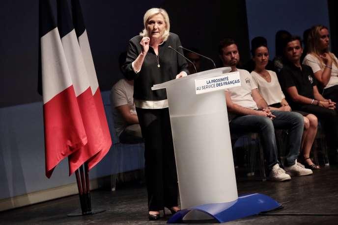 A Fréjus, le Rassemblement national prépare les municipales, mais surtout la présidentielle