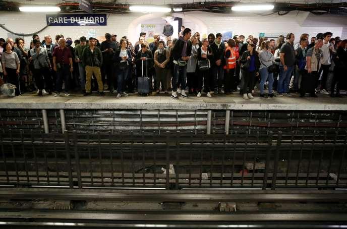 Cinq syndicats de la RATP appellent à la grève illimitée contre la réforme des retraites dès le 5décembre