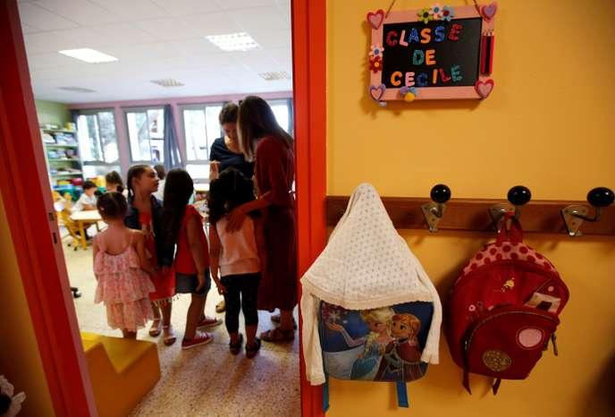 Ecoles à Marseille : «L'impression qu'il n'y a pas de pilote dans l'avion»
