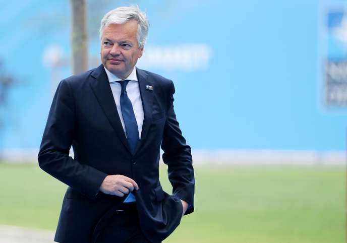 Le futur commissaire européen à la justice visé par des accusations de blanchiment et corruption