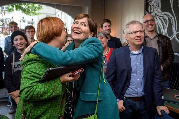 Un résultat électoral historique pour les partis écologistes en Suisse
