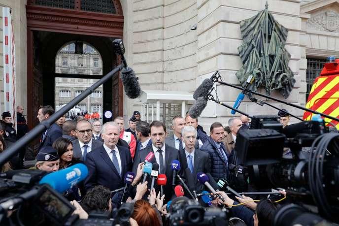 Tuerie à la Préfecture de police: Christophe Castaner reconnaît des «dysfonctionnements»