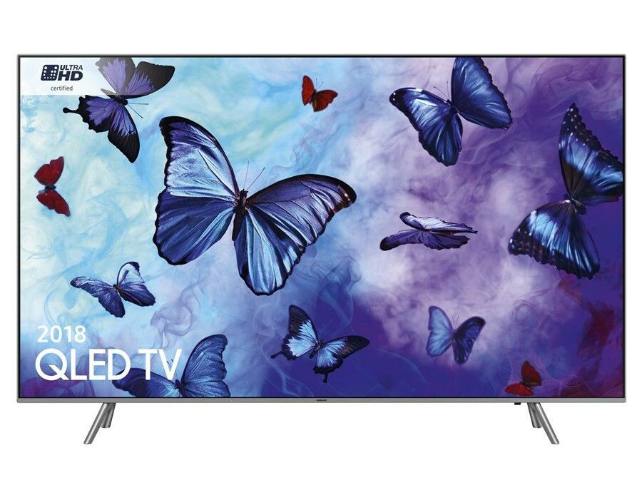 TV QLED pas cher - le téléviseur Samsung QE55Q6FN à 800 €