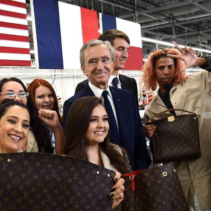 Bernard Arnault, l'homme qui vaut 100milliards de dollars