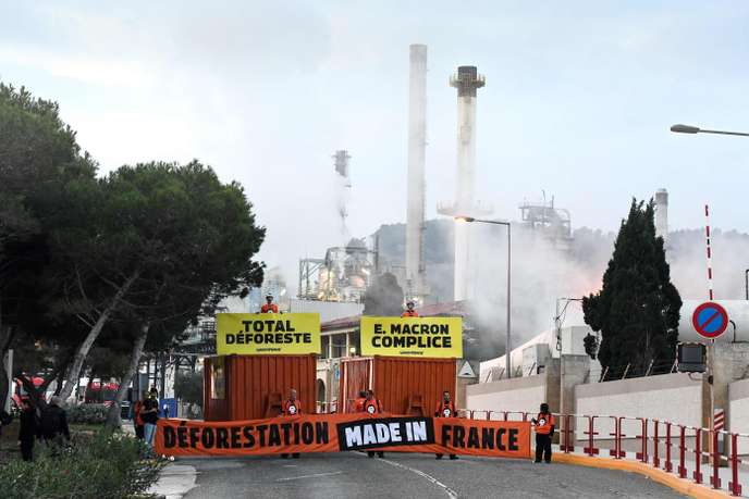 L'huile de palme rouvre la fracture entre économie et écologie au gouvernement et dans la majorité