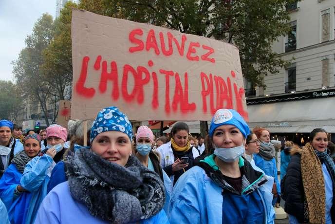 Bruno Le Maire se dit «ouvert» à une reprise de la dette des hôpitaux publics