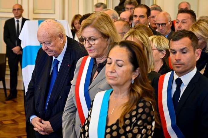 Gestion de la ville de Marseille: l'équipe Gaudin a «hâte de juger le juge»