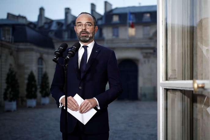 Si la réforme des retraites est retirée, Edouard Philippe craint qu'elle soit «très brutale» plus tard