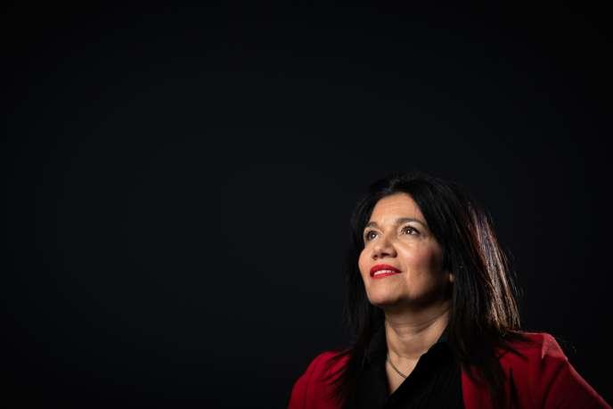 Municipales à Marseille: la sénatrice Samia Ghali se déclare candidate