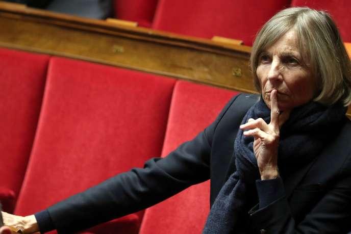 Marielle de Sarnez mise en examen dans l'affaire des assistants parlementaires du MoDem
