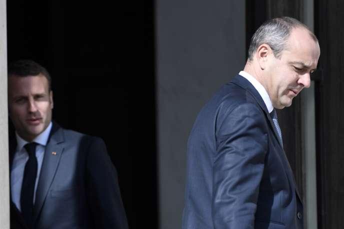 Réforme des retraites: «Entre Emmanuel Macron et Laurent Berger, il ne peut y avoir qu'un maître, pas deux»