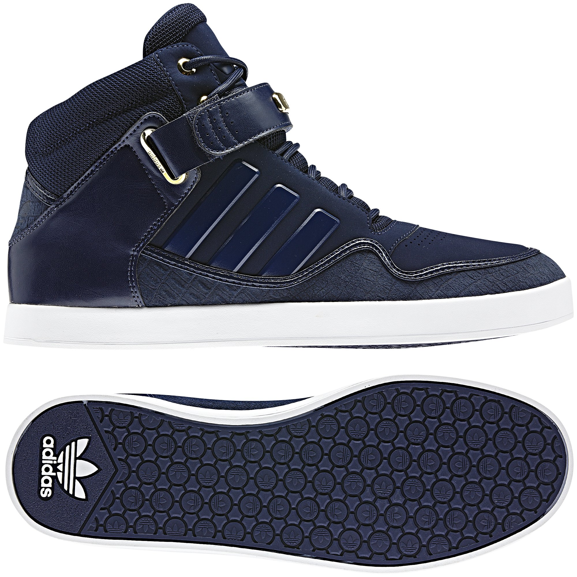 Chaussures Adidas, Hommes Chaussures Pro Play adidas Iziva