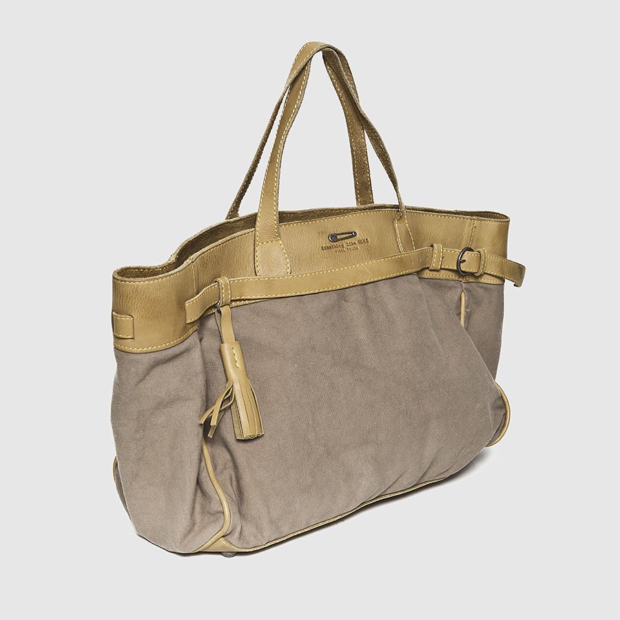 Sac femme IKKS - Cabas The Soldier Version Tunis