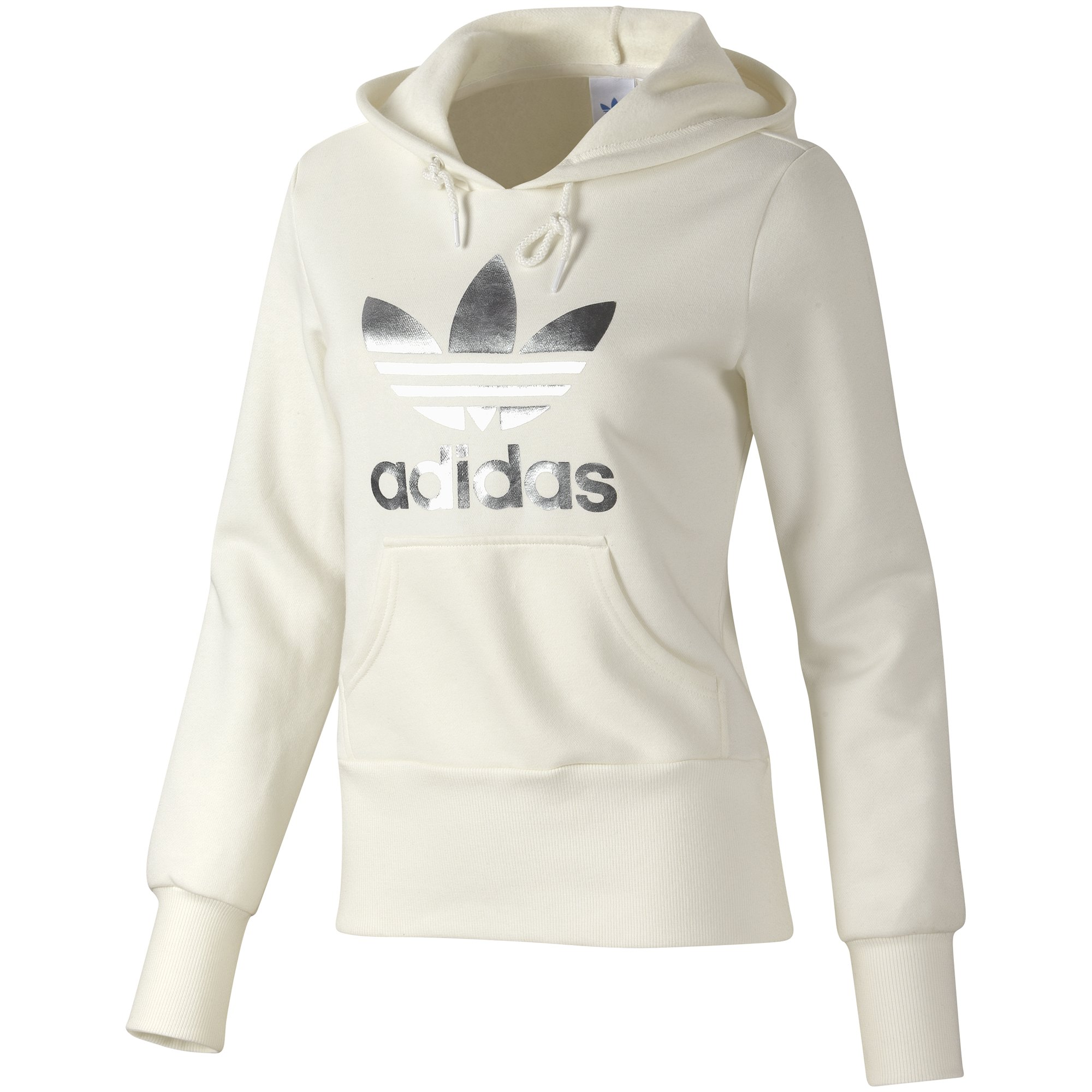 a5119de7971d Sweat-shirt Femme Adidas - Sweat-shirt Trefoil Logo Hoodie prix 65 ...