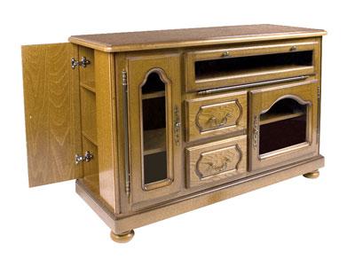meuble tv vid o dax prix conforama 469 00 euros. Black Bedroom Furniture Sets. Home Design Ideas