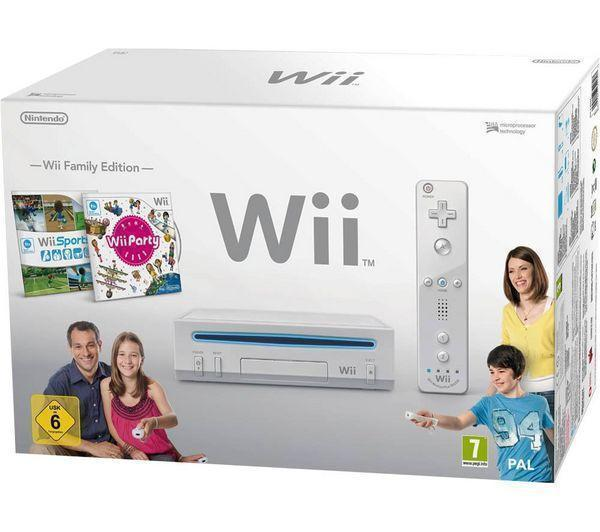Console carrefour pack wii family edition console wii - Console wii prix carrefour ...