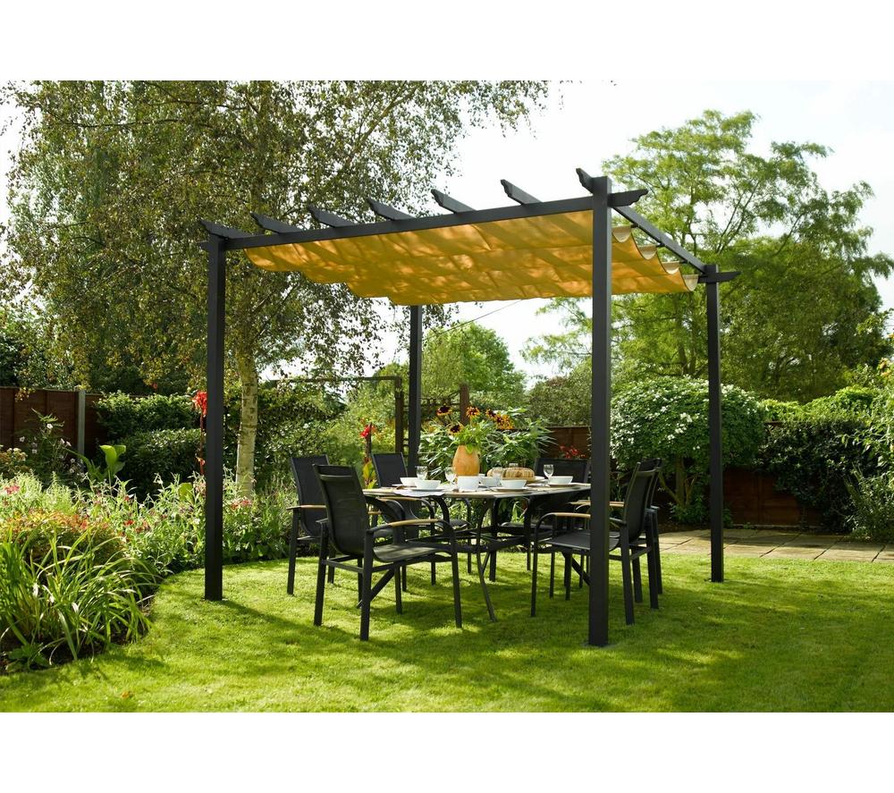 tonnelle de jardin carrefour mobilier de jardin tonnelle. Black Bedroom Furniture Sets. Home Design Ideas