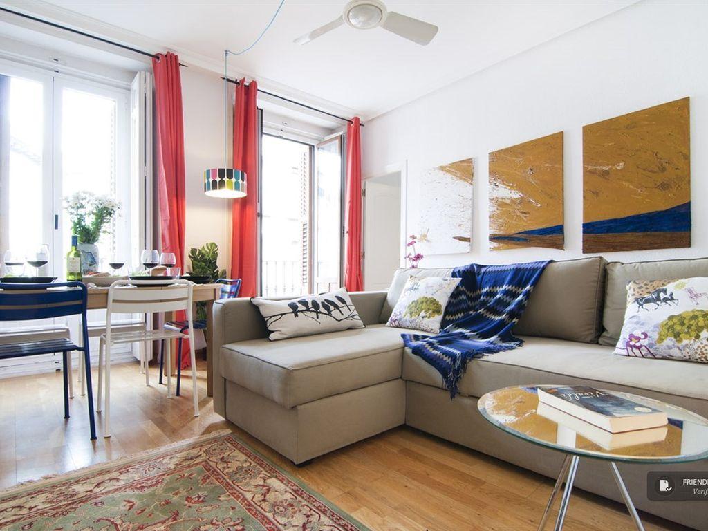 Abritel Location Madrid - L'appartement Plaza Mayor III à Madrid