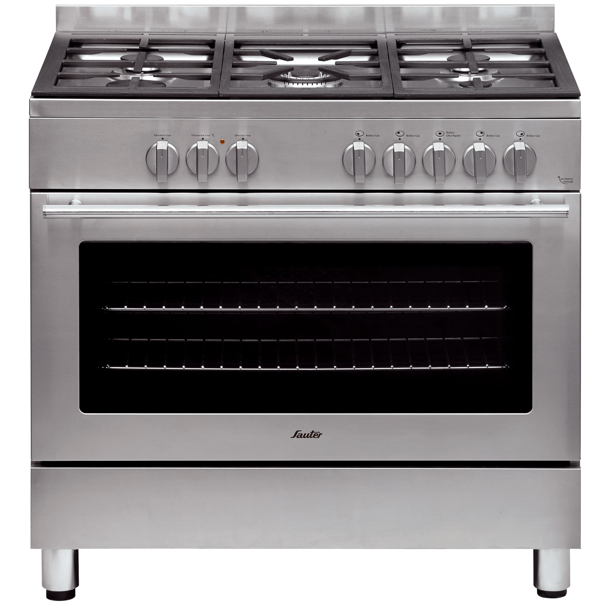 Piano De Cuisine Pas Cher piano de cuisson la maison de valerie - cuisinière 5 feux