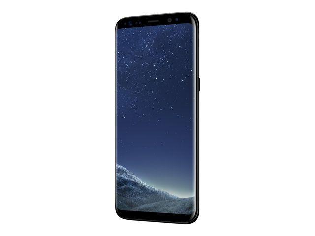Samsung Galaxy S8 64 Go Noir Carbone