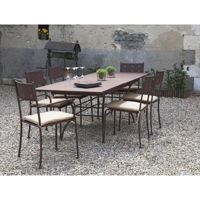 Salon de jardin Maison Facile Sur Iziva - Iziva.com