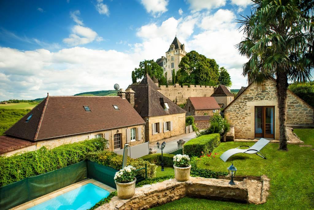 Airbnb, Location Les terrasses de Montfort à Vitrac en Dordogne