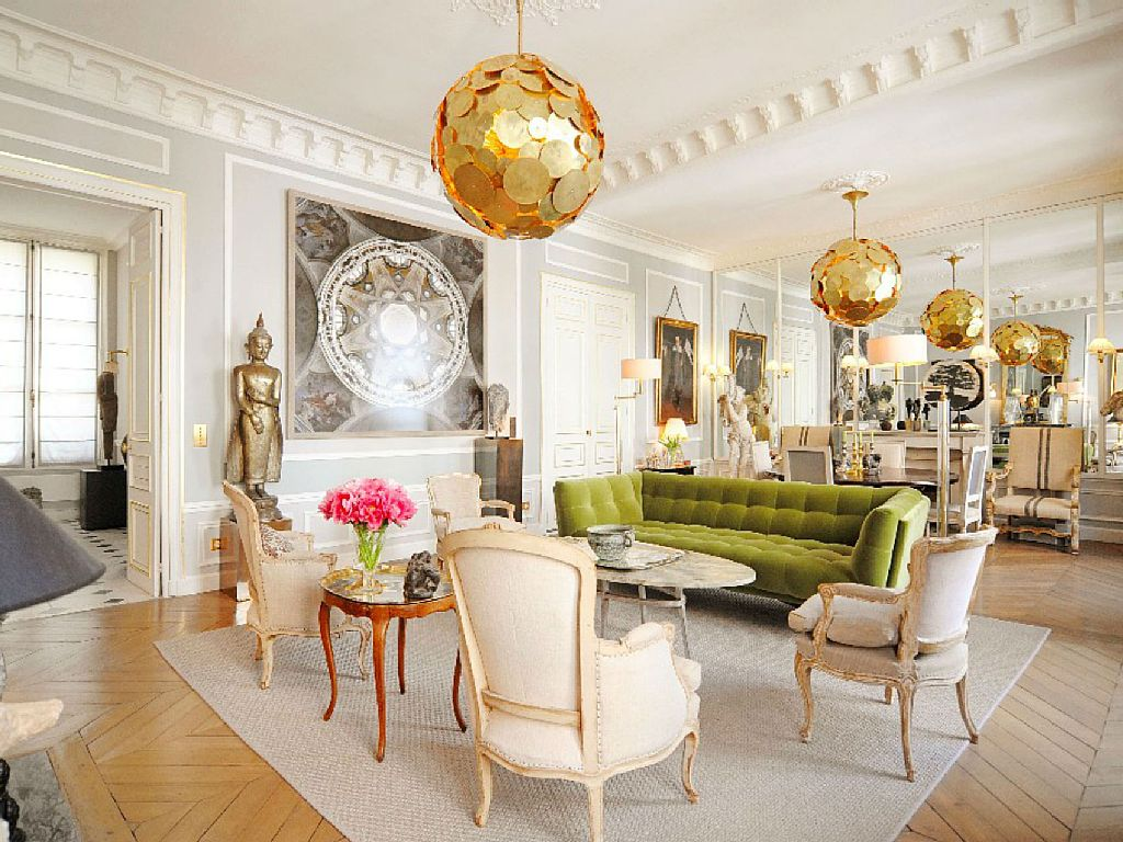 Abritel Location Bd Saint Germain Paris LUXE 2 bd / 2 ba w / Air conditionné