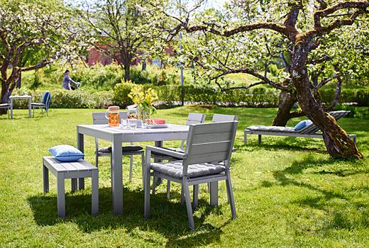 Falster Table2 Chaisesbanc Ext Salon De Jardin Ikea Izivacom