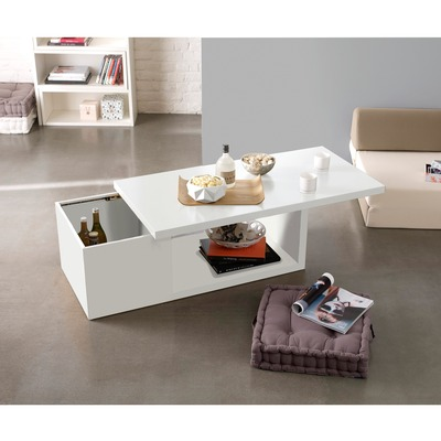 table basse avec espace bar table basse 3 suisses. Black Bedroom Furniture Sets. Home Design Ideas