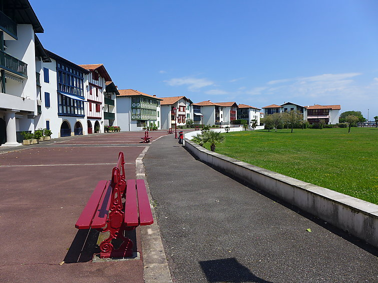 Appartement Cabi à Saint-Jean-de-Luz au Pays basque