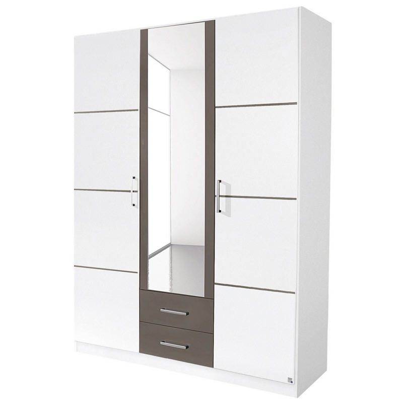 armoire penderie ling re rauch 3 portes armoire 3. Black Bedroom Furniture Sets. Home Design Ideas