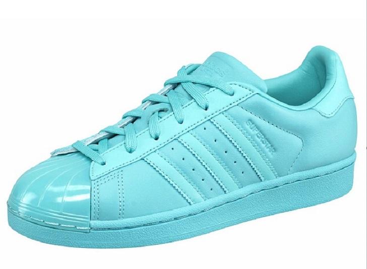 Adidas Originals Superstar Glossy To baskets