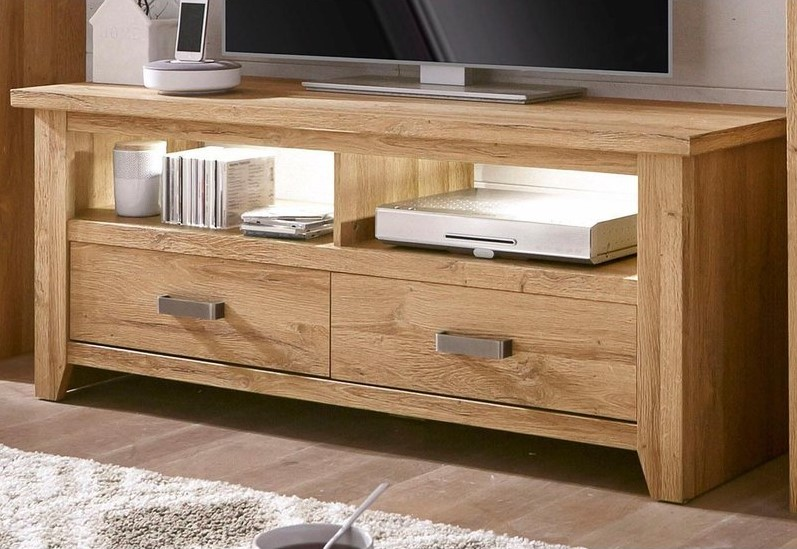 meuble tv 2 tiroirs 2 niches canyon meubles tv 3 suisses. Black Bedroom Furniture Sets. Home Design Ideas