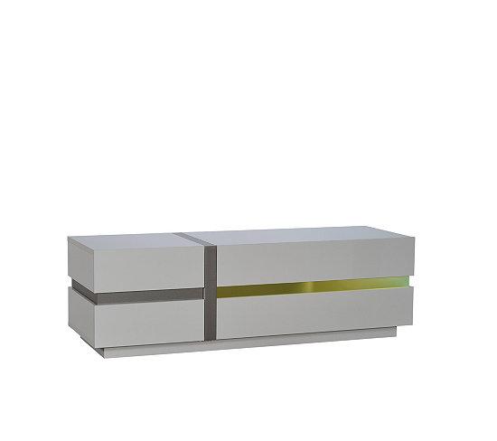 meuble tv led lumina blanc meuble tv but. Black Bedroom Furniture Sets. Home Design Ideas
